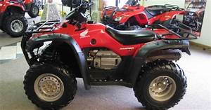 Atv Factory Service Repair Manual  2004 2007 Honda Rancher Trx400fa Fga