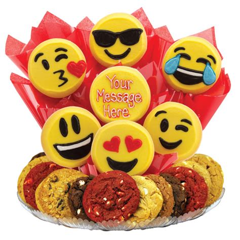 cookies by design sweet emojis cookie gifts cookies by design