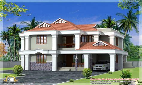 beautiful houses  india beautiful house designs kerala