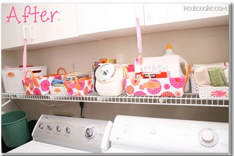 storage  organization ideas   laundry room