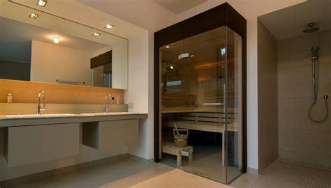 Badezimmer Modern Mit Sauna by Moderne B 228 Der Mit Sauna