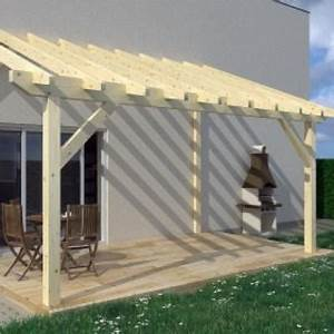 Abris De Terrasse En Kit : abris de jardin en kit 7 pergolas bois en kit pergola ~ Dailycaller-alerts.com Idées de Décoration