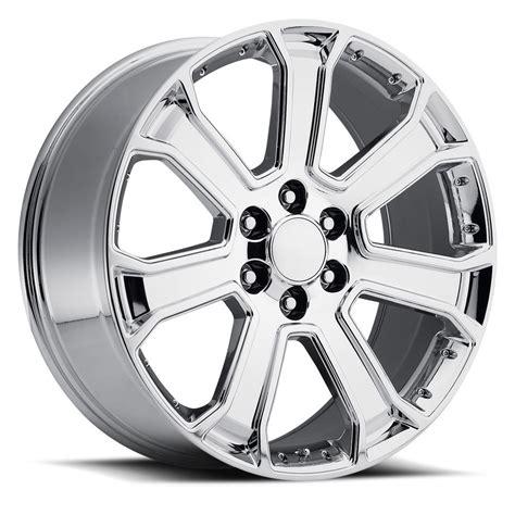 gmc yukon denali replica wheels fr 49 factory reproductions