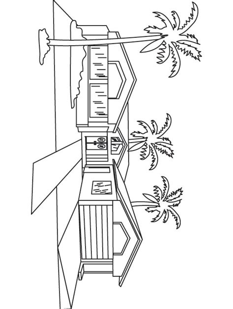 dream house coloring pages   dream house