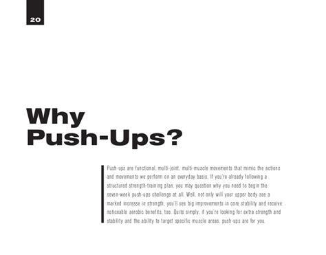 To 100 Push Ups by 7 Weeks To 100 Push Ups