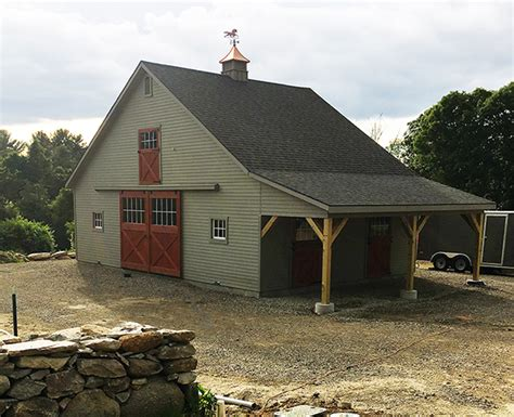 How To Keep Your Horse Barn Building On Budget