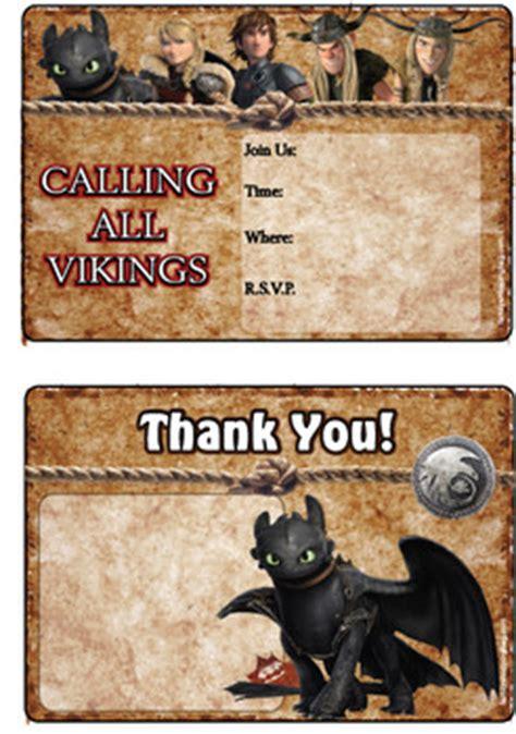 invitations   train  dragon invitations