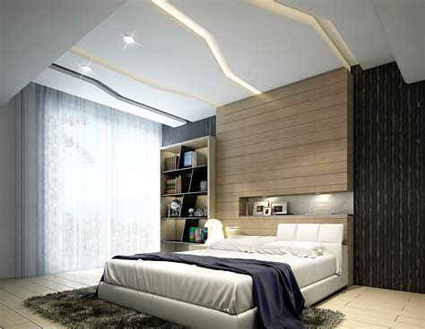 Bedroom Ceiling Design  Creative Choices And Features