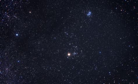 constellation taurus ground based image esahubble
