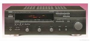Yamaha Rx-v390 - Manual - Audio Video Receiver