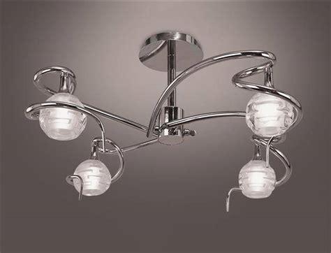 luminaire moderne pas cher luminaire plafonnier salon pas cher