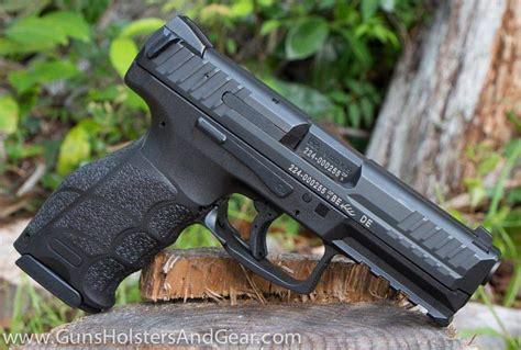 hk vp review   mm handgun