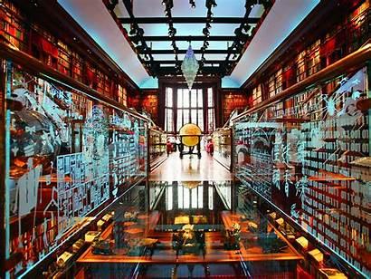 Library Libraries Future Walker Jay Imagination Human