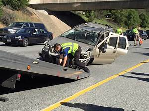 4-county chase ends in crash, driver's arrest in Los Altos ...