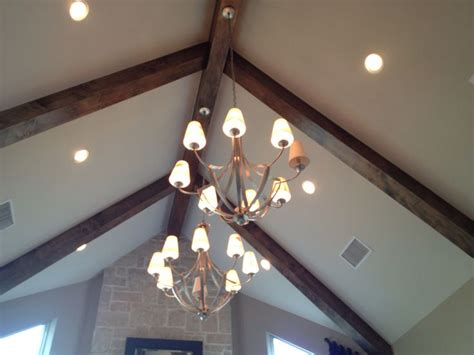 Lighting Fixtures For Cathedral Ceilings chandelier in cathedral ceiling home lighting ceiling