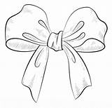 Bow Coloring Pages Printable Drawing Categories Decorations sketch template