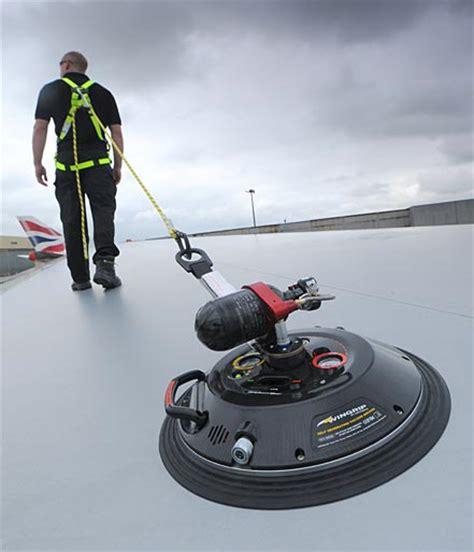Vacuum Anchor Fall Protection Aircraft