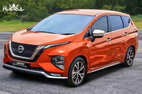 Nissan Livina 2019 by Adakah Ini Nissan Grand Livina 2019 Bakal Masuk Malaysia