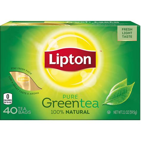 Lipton Green Tea For Quick Weight Lossits Benefits And Uses