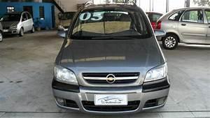 Gm - Chevrolet Zafira Elegance 2 0 Mpfi Flexpower 8v 5p 2005