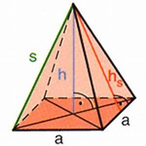 Quadratische Pyramide A Berechnen : quader pyramide berechnen onlinemathe das mathe forum ~ Themetempest.com Abrechnung