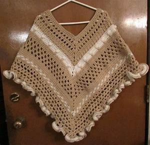 18 Crochet Poncho Patterns