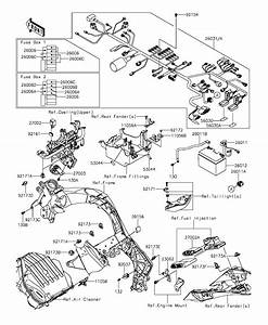 Ninja 1000 Wiring Diagram