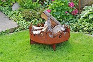 Holzwände Für Garten : metallskulpturen f r den garten ~ Sanjose-hotels-ca.com Haus und Dekorationen