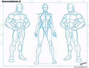 best photos of blank anime templates male character With manga character template