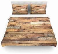 "nice rustic duver cover Kess InHouse - Susan Sanders ""Campfire Wood"" Rustic Duvet ..."