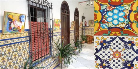 tile and floor decor the history and of ceramic tiles spain m