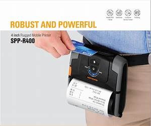 4 wifi usb bluetooth portable thermal receipt invoice With invoice printer machine