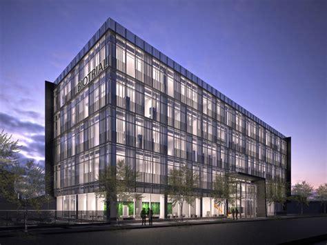 building design francis cauffman designs u s hq for company