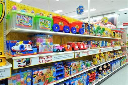 Toys Toy Business Target Inside Shelf Merchandising