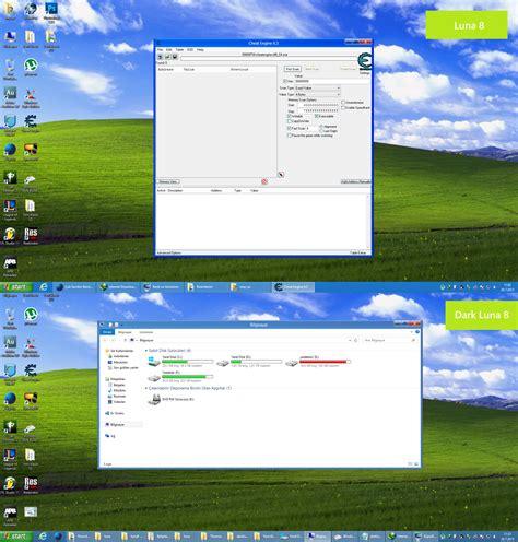 lite windows xp taglloadd