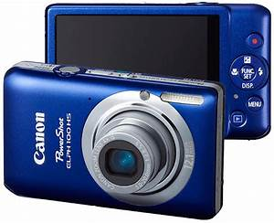 Canon Powershot Elph 100 Hs Manual  Free Download User Guide