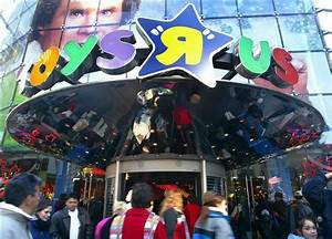 Toys R Us names executive vice president/COO - Reuters