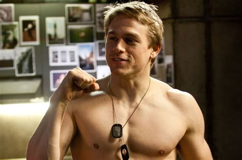 Charlie Hunnam tapped as Christian Grey in 'Fifty Shades