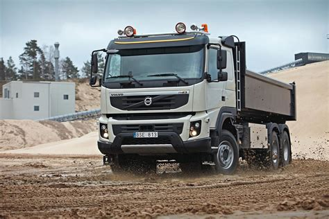 volvo fmx review engine test perfect truck