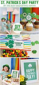 St. Patrick's Day Party - DIY Details