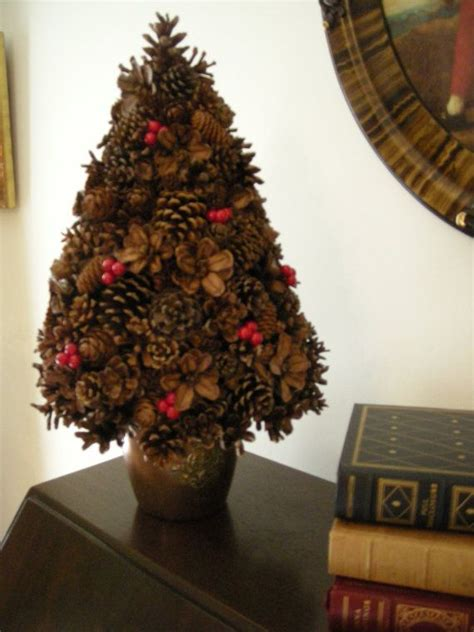 17 Best images about Pine cone crafts on Pinterest   Trees