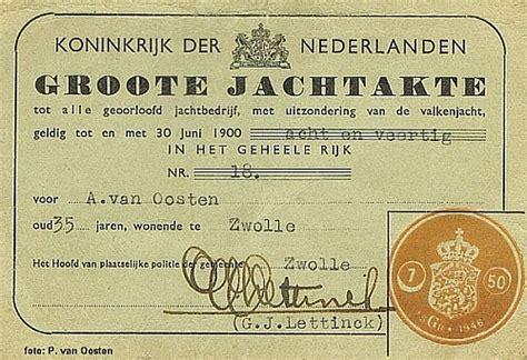 Jachtvergunning Nederland by Nieuwe Pagina 1