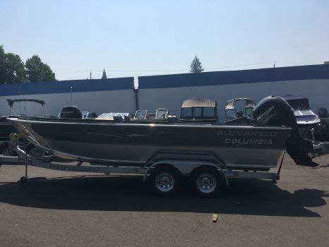 Boat Trader Oregon by Page 1 Of 4 Alumaweld Boats For Sale In Oregon