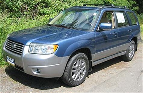light blue subaru forester 2007 subaru forester prices options colors specs html