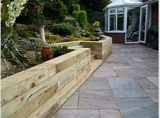 Stützmauer im Garten selber bauen Eine einfache Anleitung