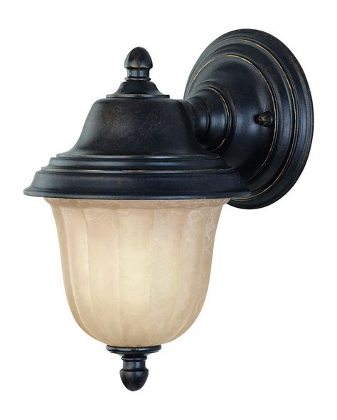 traditional classic 1 light outdoor wall sconce 9120 68