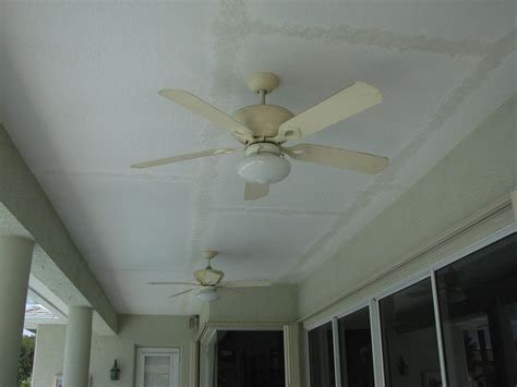 Popcorn Ceiling Removal Estimate by Pool Patio Ceiling Repaired Knockdown Texture