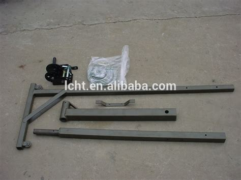 360 Degree Swivel Lift System/deer Lifting Game Hitch