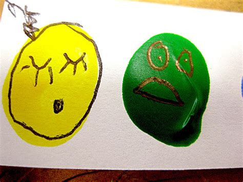 h e l m i handmade happy sad angry laughing