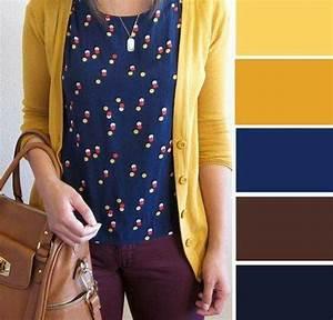El vino y la mostaza son excelente | Ideas para combinar tus Outfits con Colores de Temporada ...